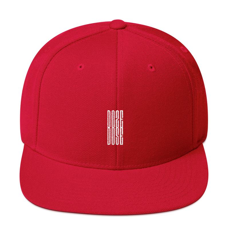 DOSE DOSE Snapback Hat