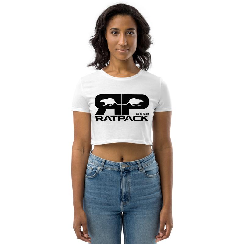 RatPack Organic Crop Top