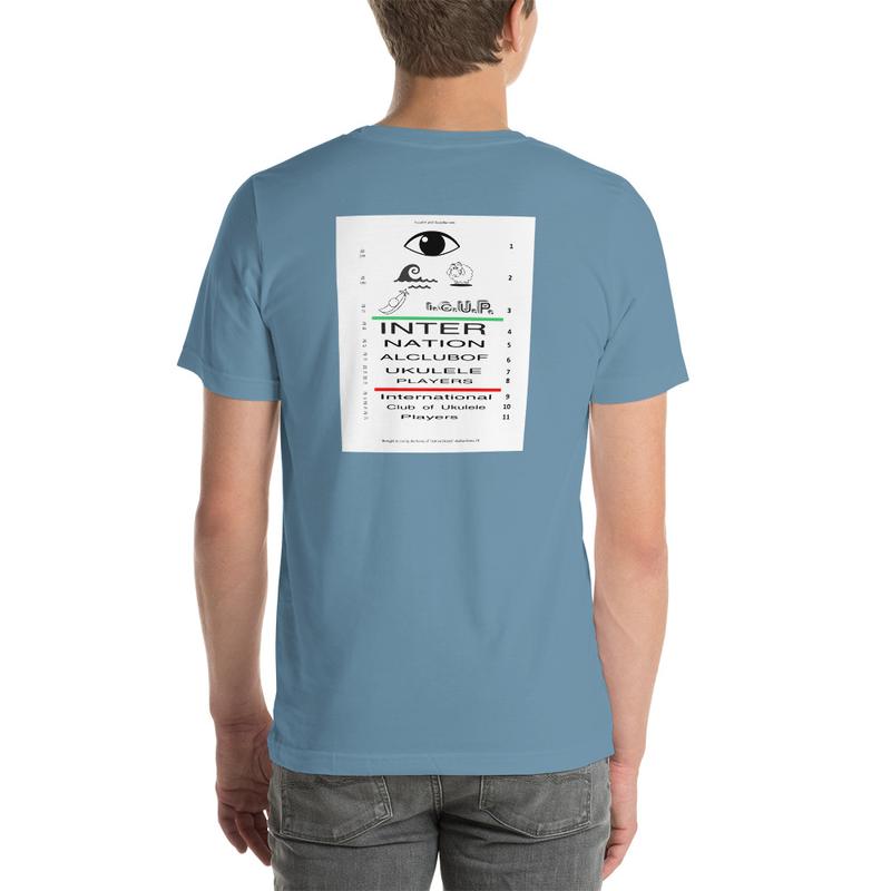 Short-Sleeve Unisex T-Shirt - Basic Colors