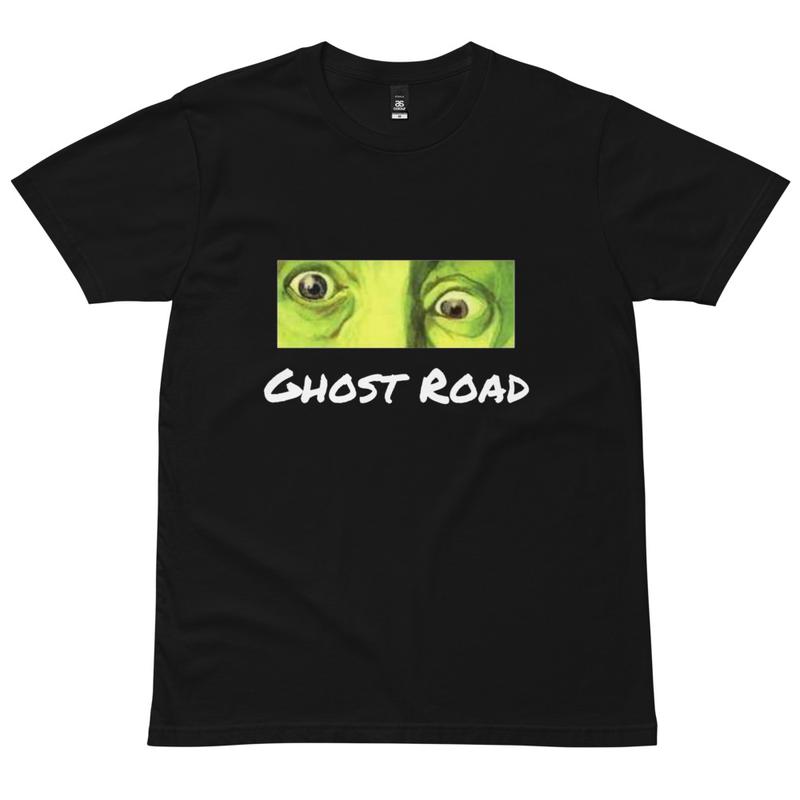 Ghost Road White - Men's staple tee