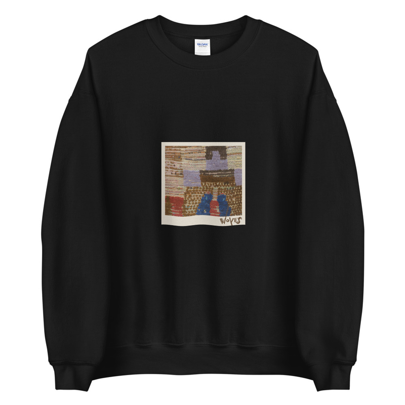 Unisex Sweatshirt (Woves - Chaos Mesa)