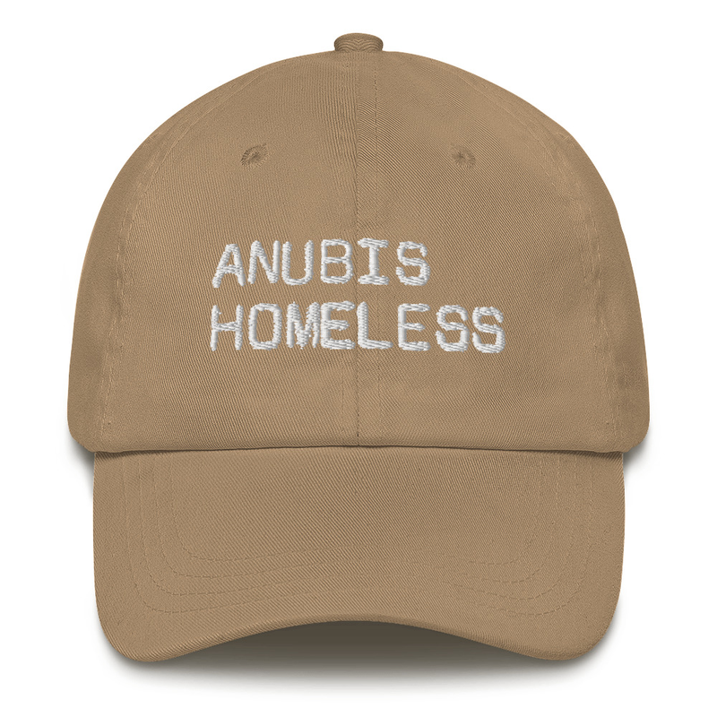 Homeless hat