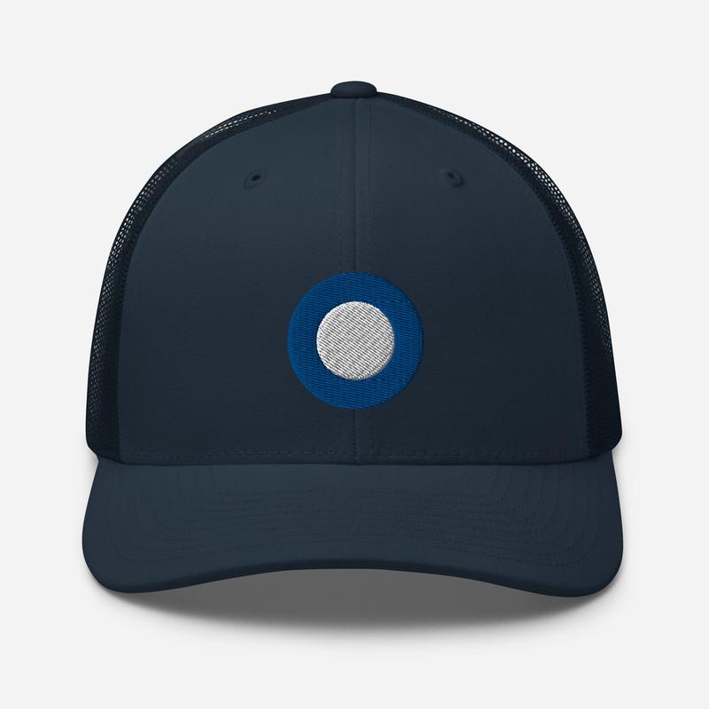 ZEROZEROZERO Trucker Cap