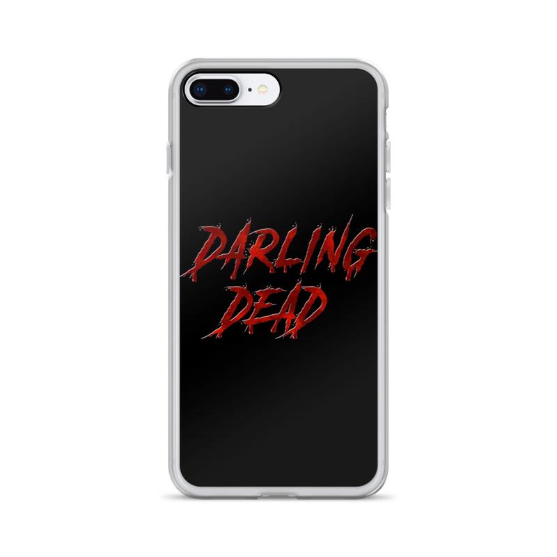 Darling Dead Logo iPhone Case
