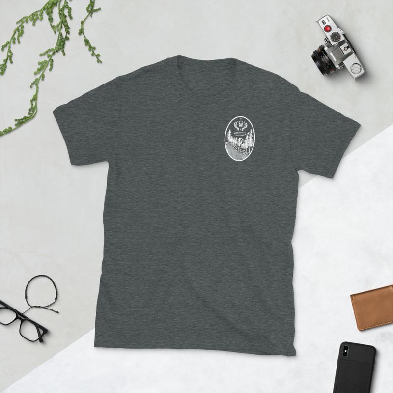 Unisex Grave Digger T-Shirt
