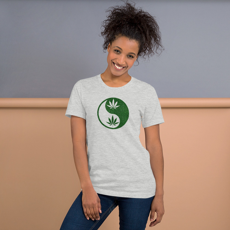 Leaf-Yang (Unisex T-Shirt)