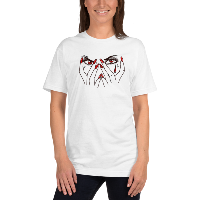 Bloody Mary Unisex T-Shirt by Alaska Greyy