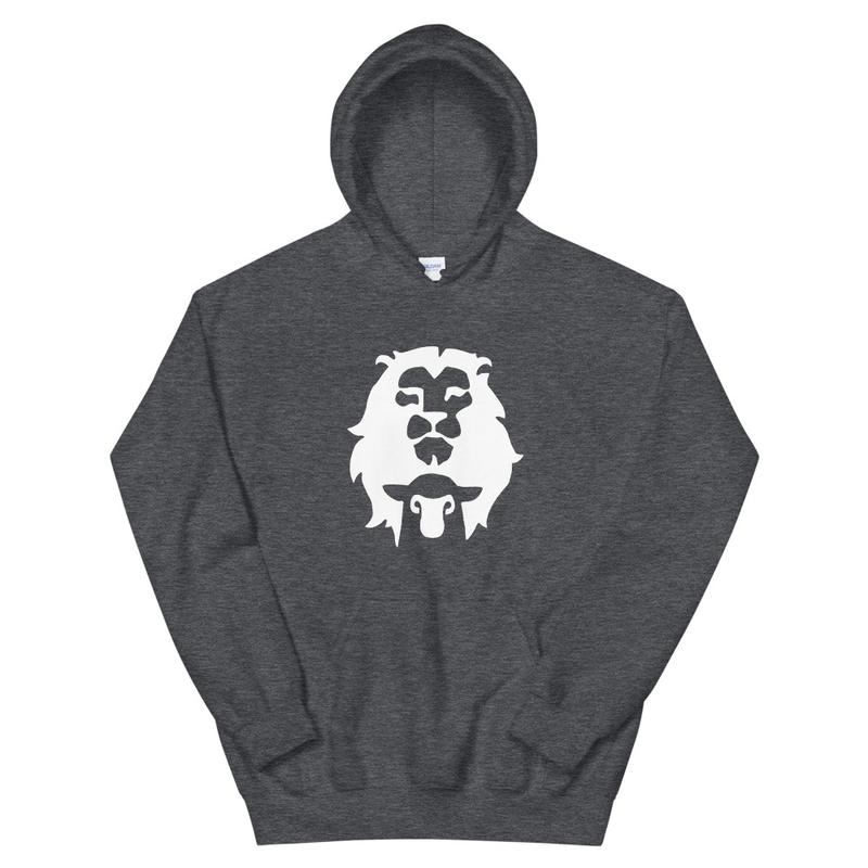 Lion & Lamb Hoodie (Unisex)