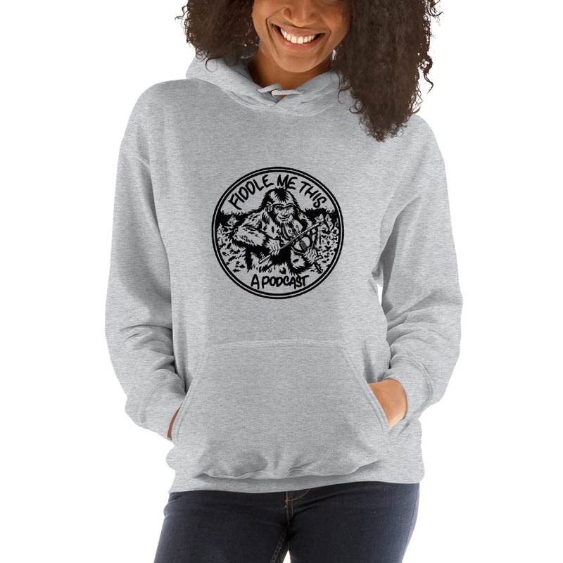 Fiddle Me This Unisex Hoodie