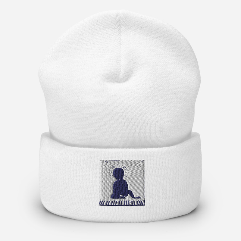 Audio Therapy Cuffed Beanie