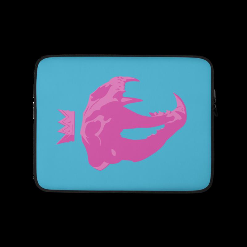 Pixel Eater - Laptop Sleeve
