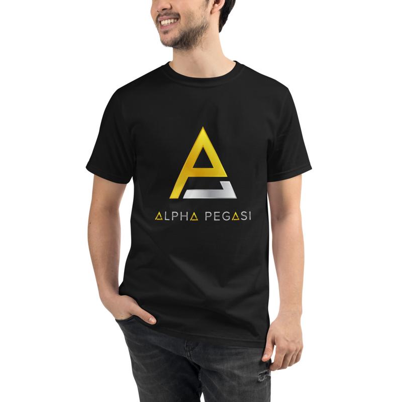 Alpha Ecoconscios Organic Unisex T-Shirt