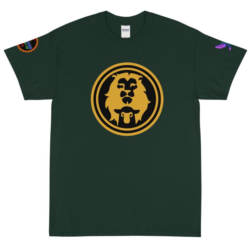 Lion & Lamb Unisex Tshirts