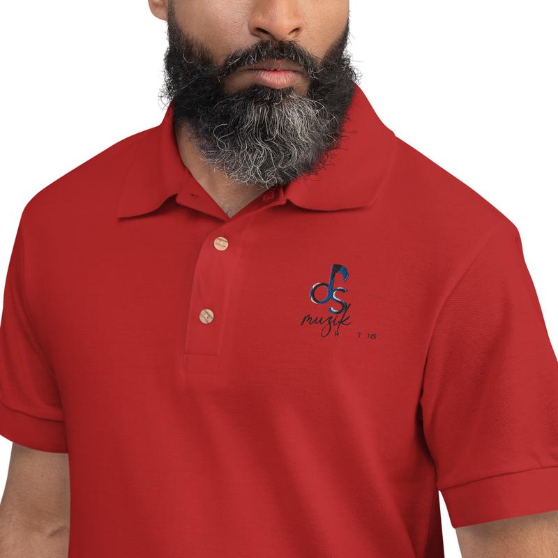 Men's DSMuzik Polo Shirt