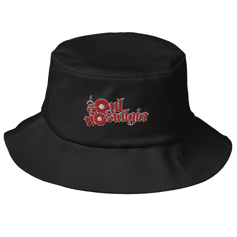 Soul Nostalgia Old School Bucket Hat