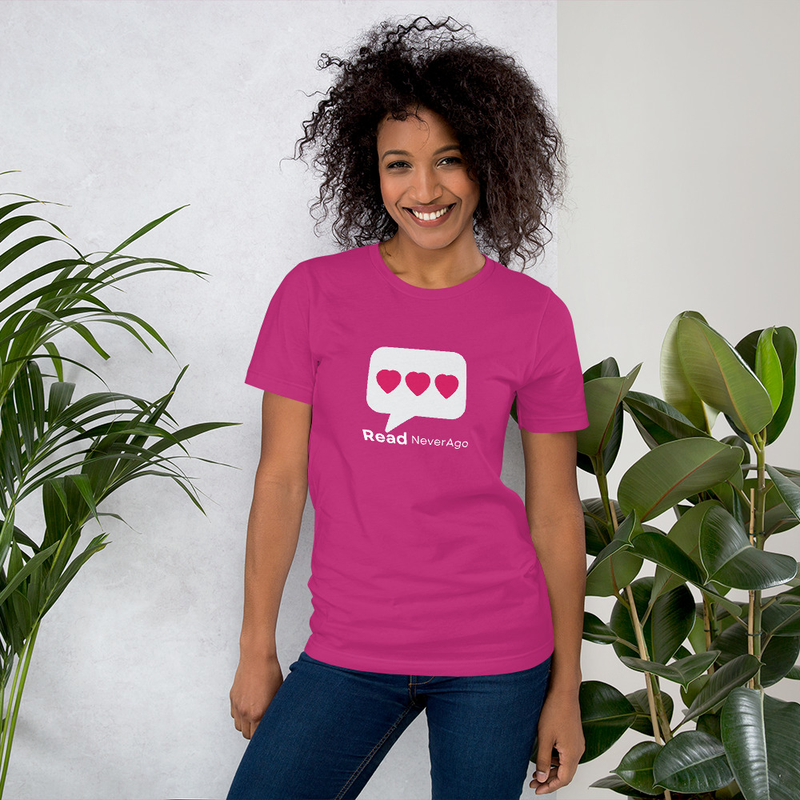 Read Never Ago (Unisex T-Shirt)