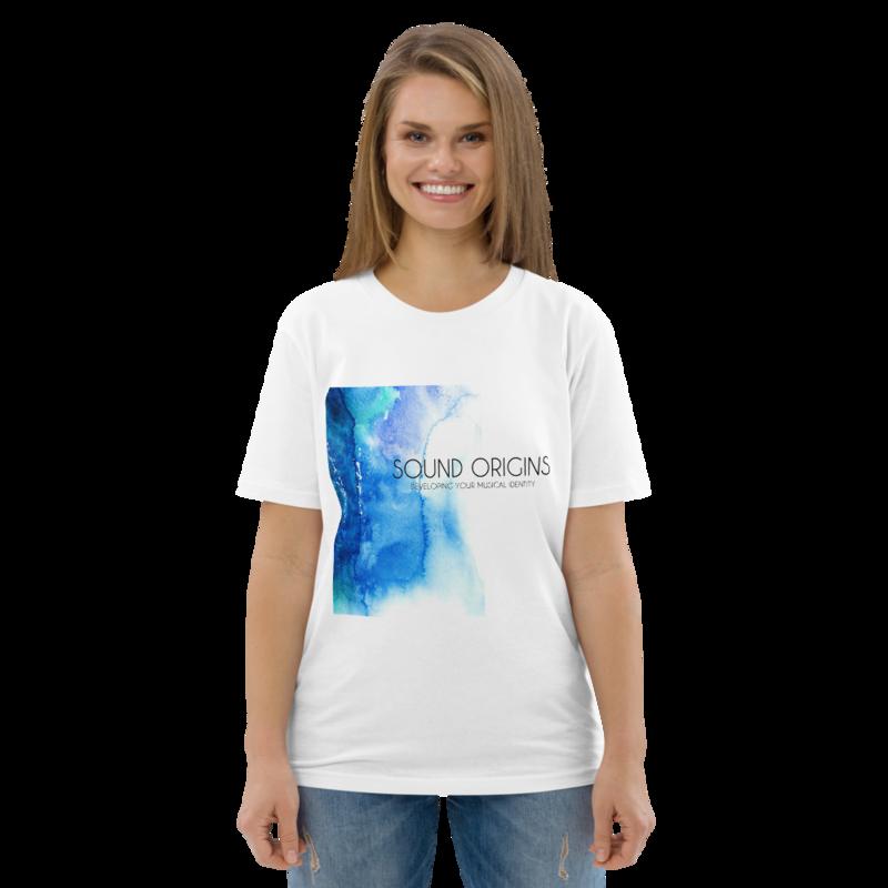 Sound Origins Unisex organic cotton t-shirt