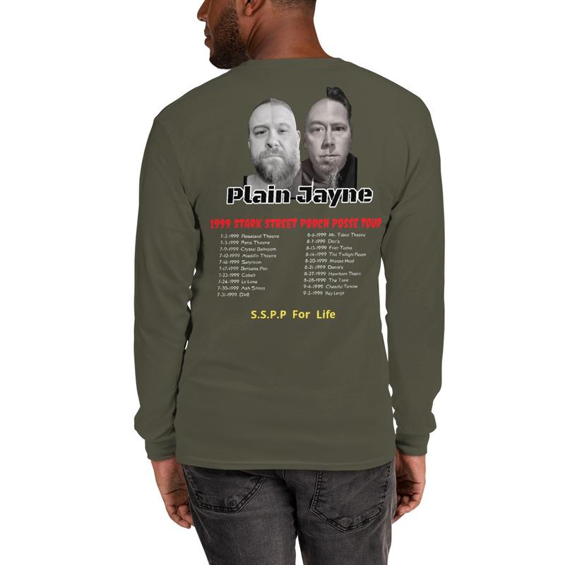 Plain Jayne Long Sleeve Shirt