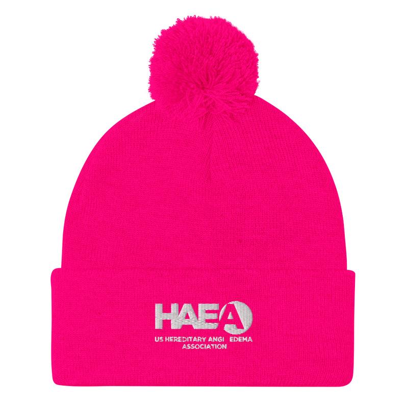 Apparel - HAEA Pom-Pom Beanie