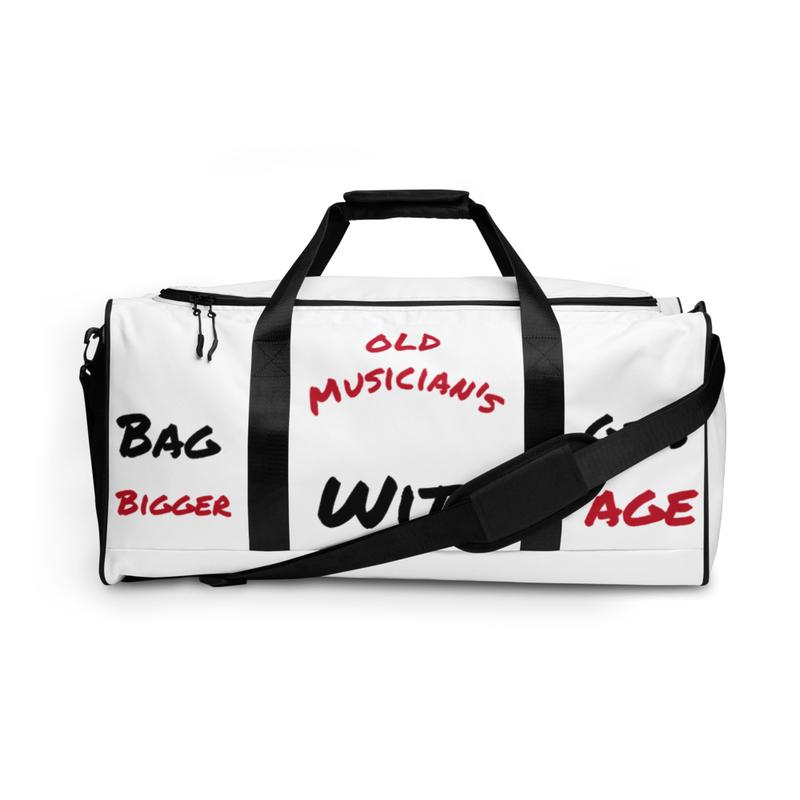 Musician's Bag - Duffle bag