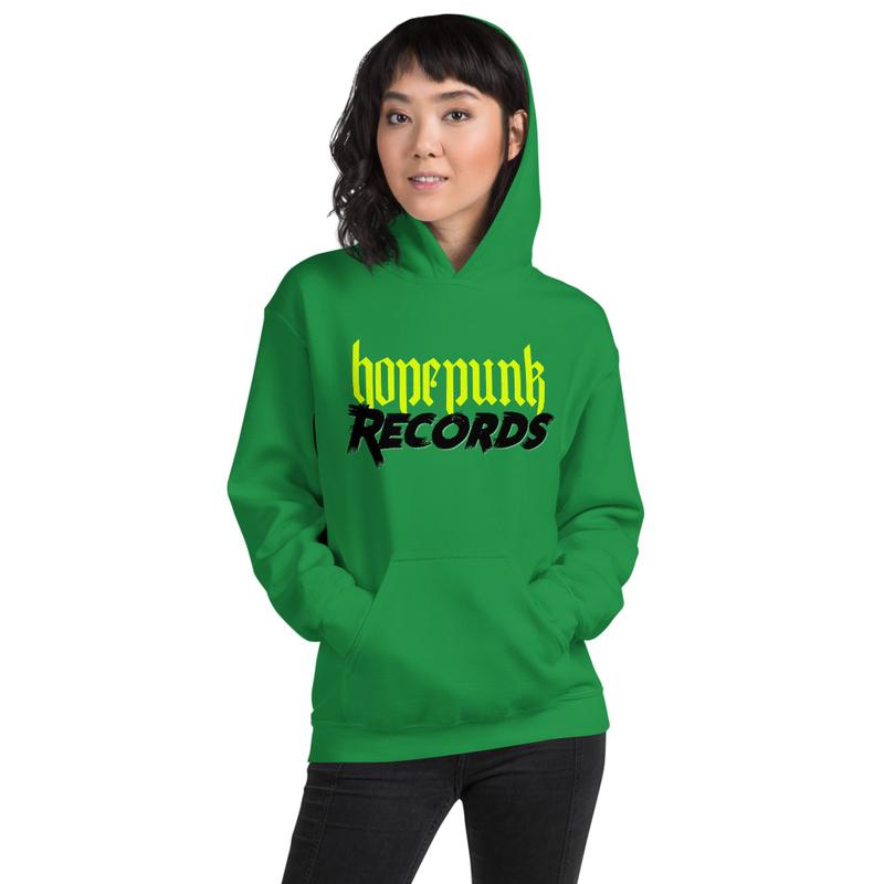 Unisex Hoodie - HopePunk Records