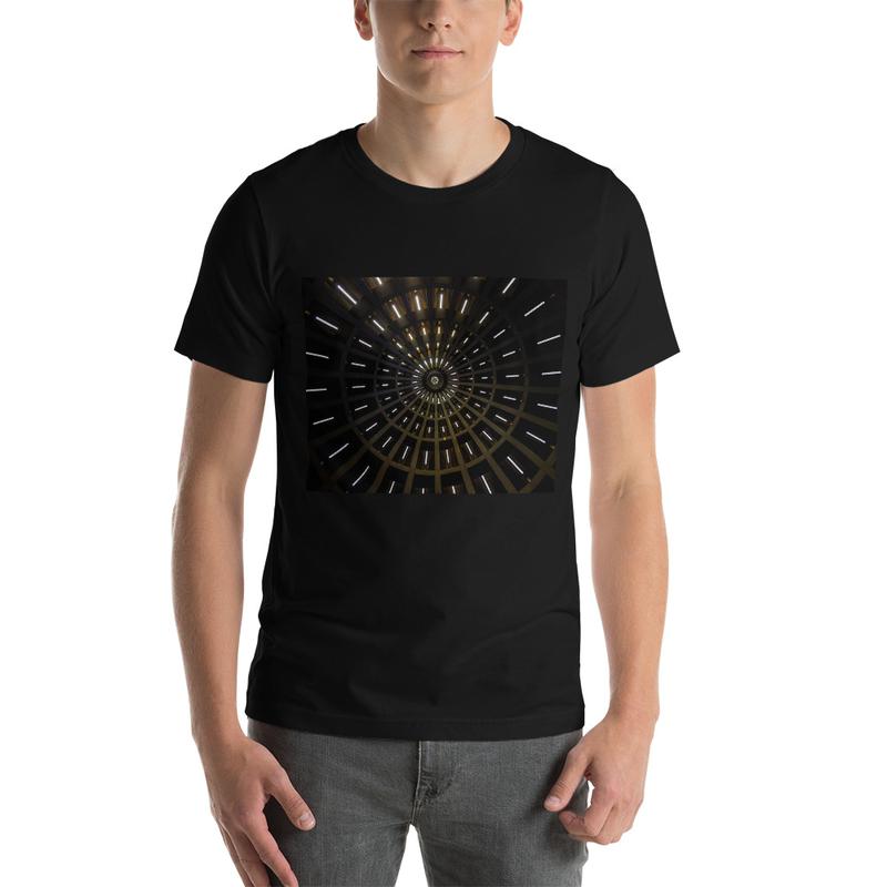 Casanova Tunnel Vision Short-Sleeve Unisex T-Shirt