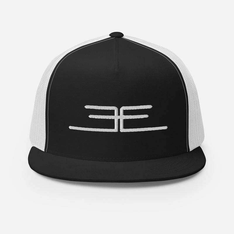 ee Logo Trucker Hat