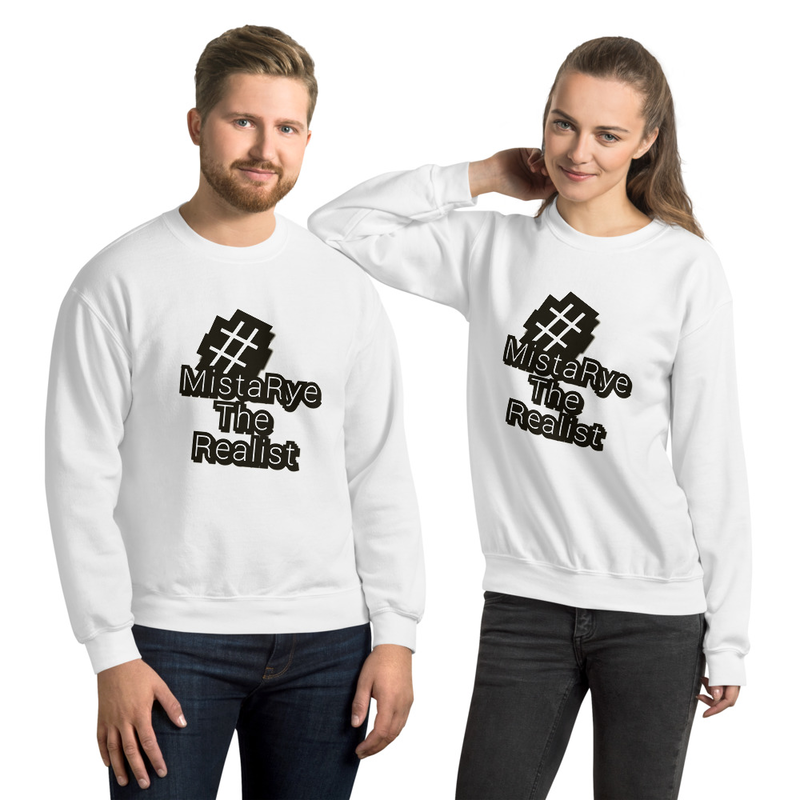 Unisex Sweatshirt - Hashtag MistaRye