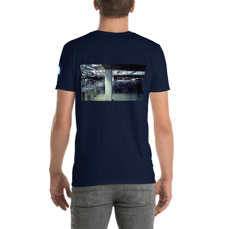Escape Short-Sleeve Unisex T-Shirt (Reversed)