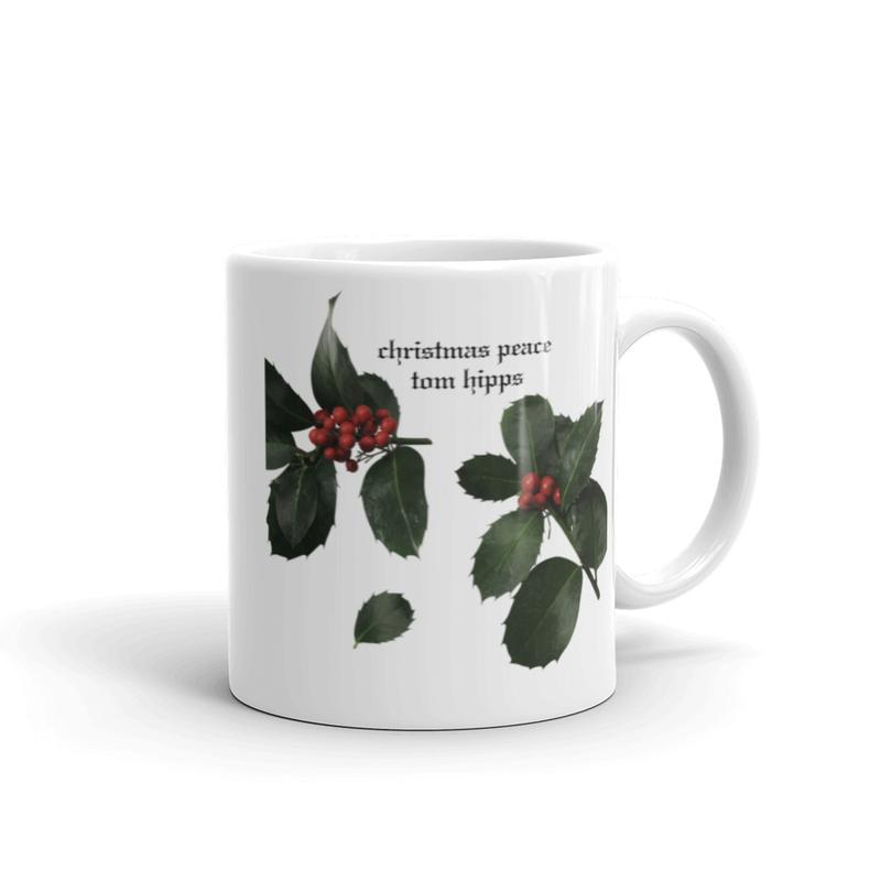 'Christmas Peace' Mug