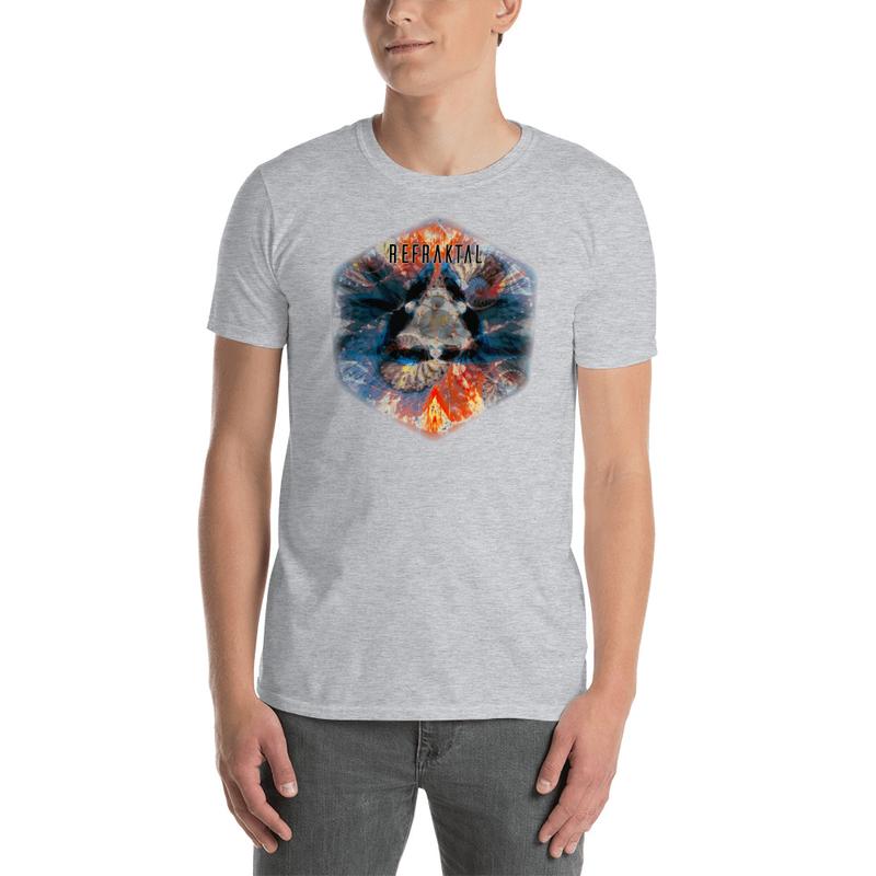 Refraktal Cabal Unisex Shirt (Gray)