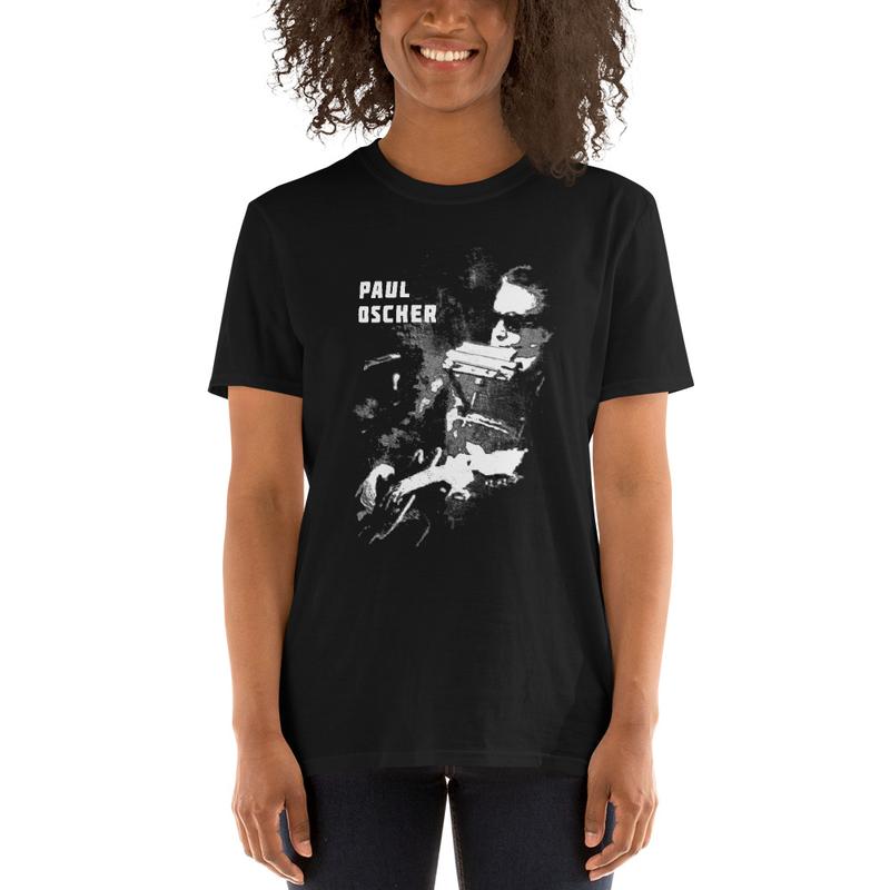 Paul Oscher Black & White shirt