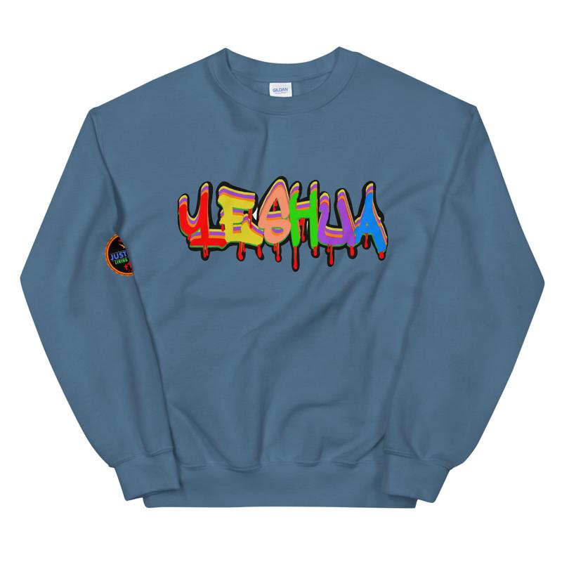 Yeshua Crewneck Unisex Sweatshirt