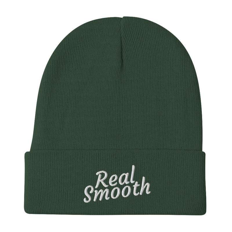 Real Smooth Logo - Knit Beanie