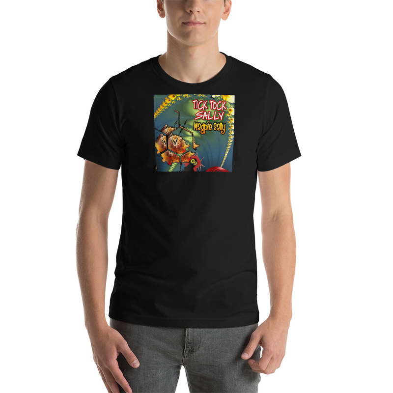 Tick Tock Sally Short-Sleeve Unisex T-Shirt