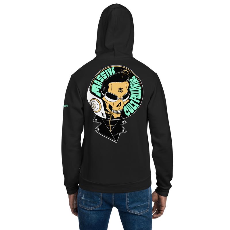 MCF Hoodie sweater