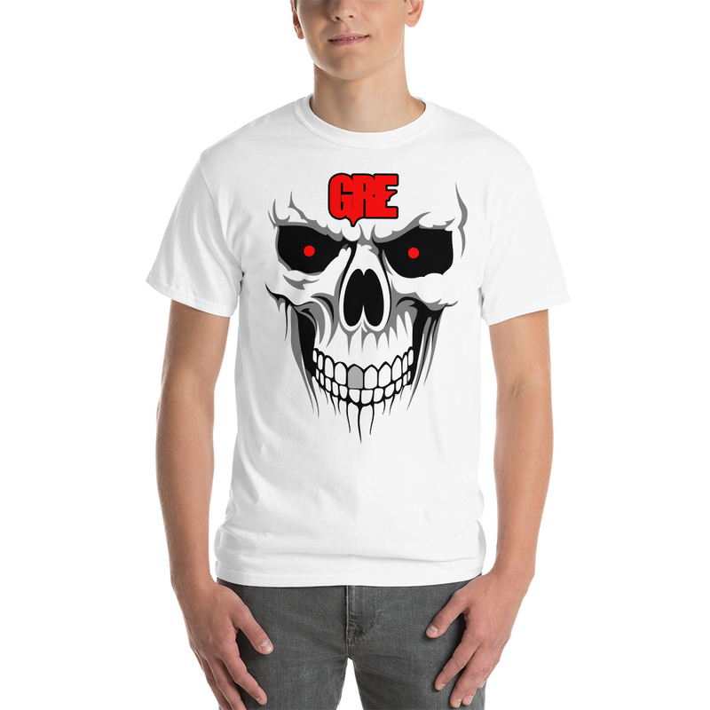 GRE Ghost Skull T-Shirt