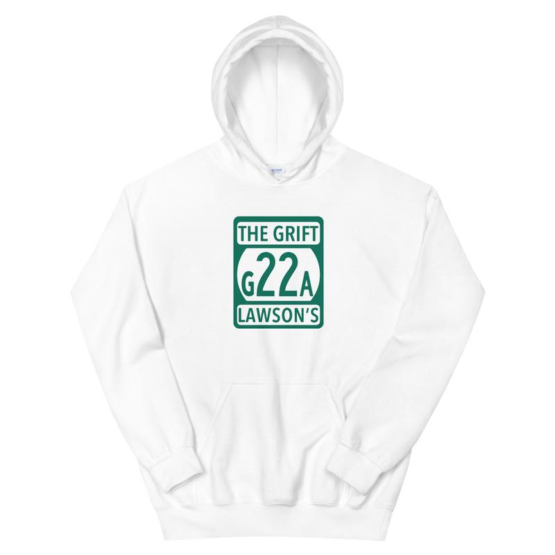 G22A Unisex Hoodie