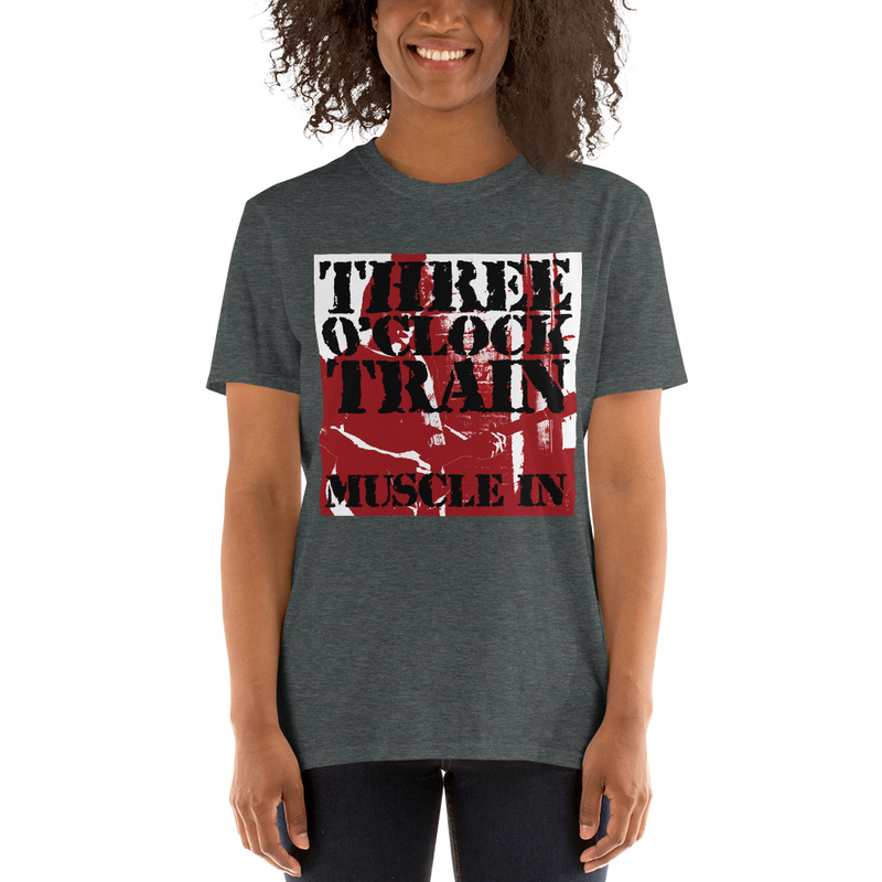 MUSCLE IN Short-Sleeve Unisex T-Shirt