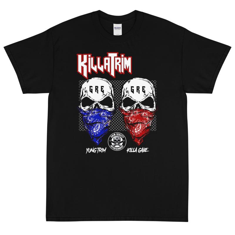 KillaTrim (Killa Gabe & Yung Trim) T-Shirt