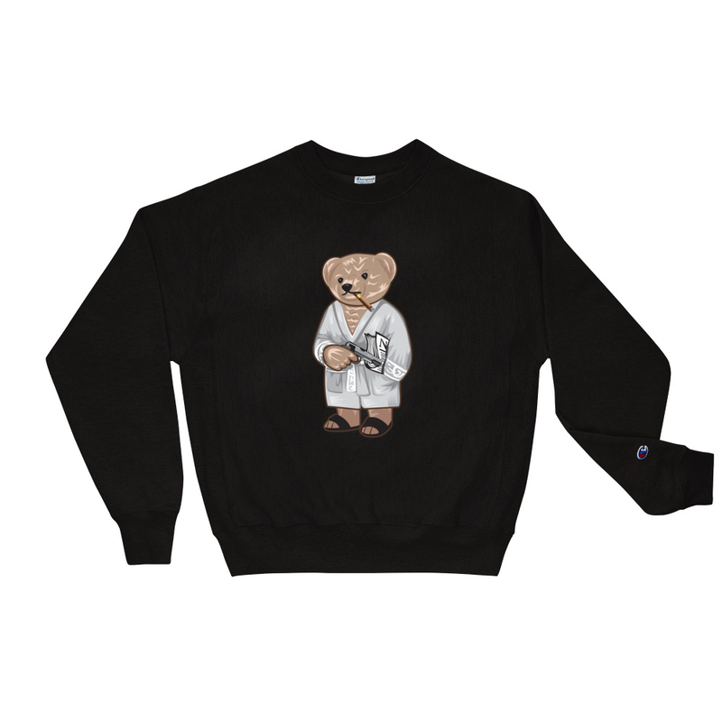 Tony Bear Champion Sweatshirt