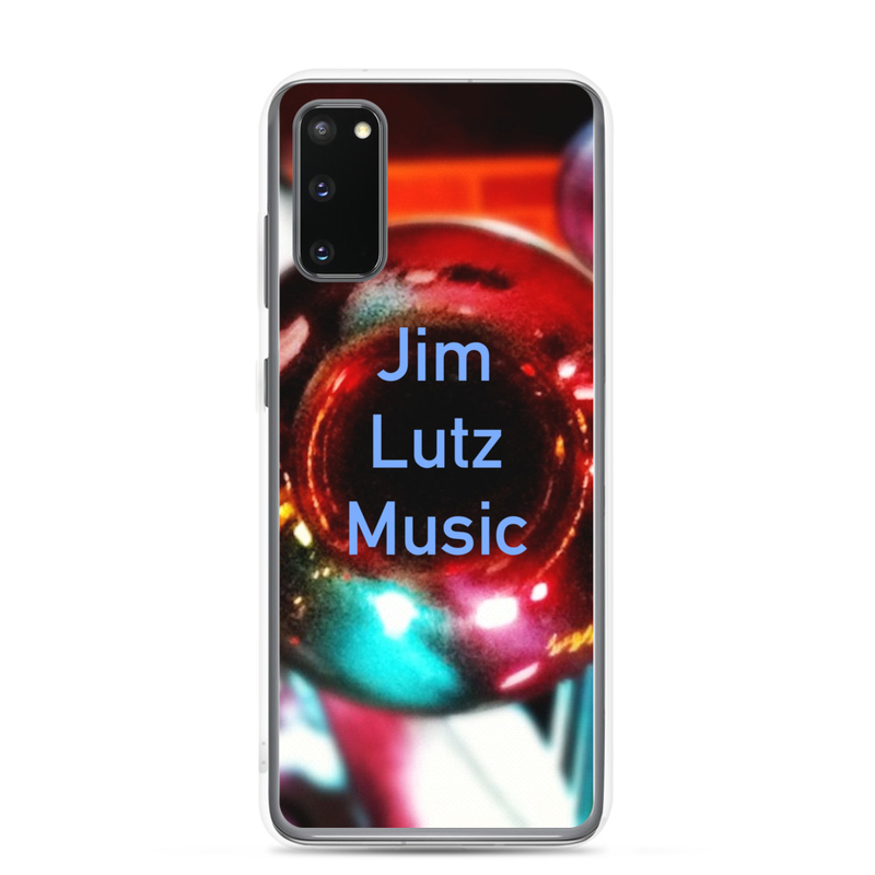 Jim Lutz Music - Samsung Case