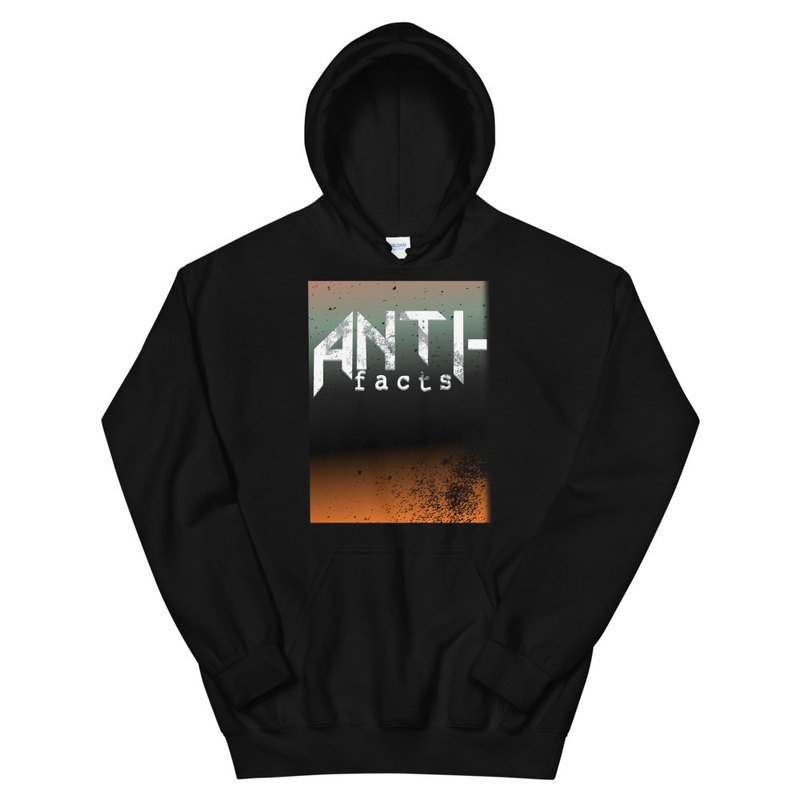 Anti-facts Deadbow ResearchUnisex Hoodie