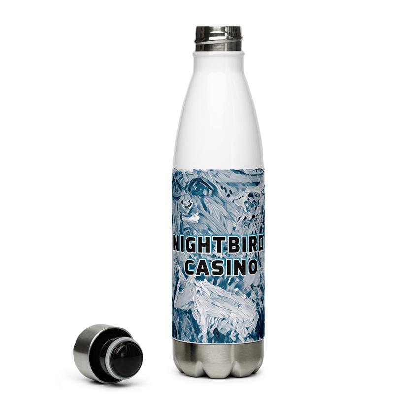 Catharsis Train Steel Water Bottle