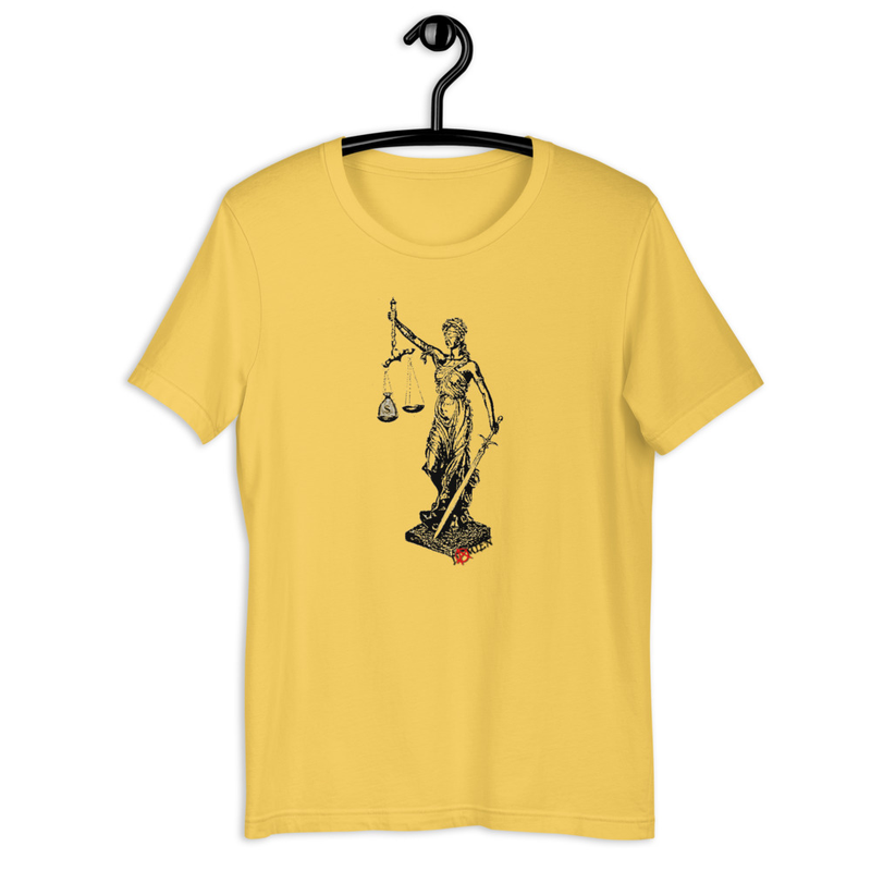 Justice Is For The Rich Tee