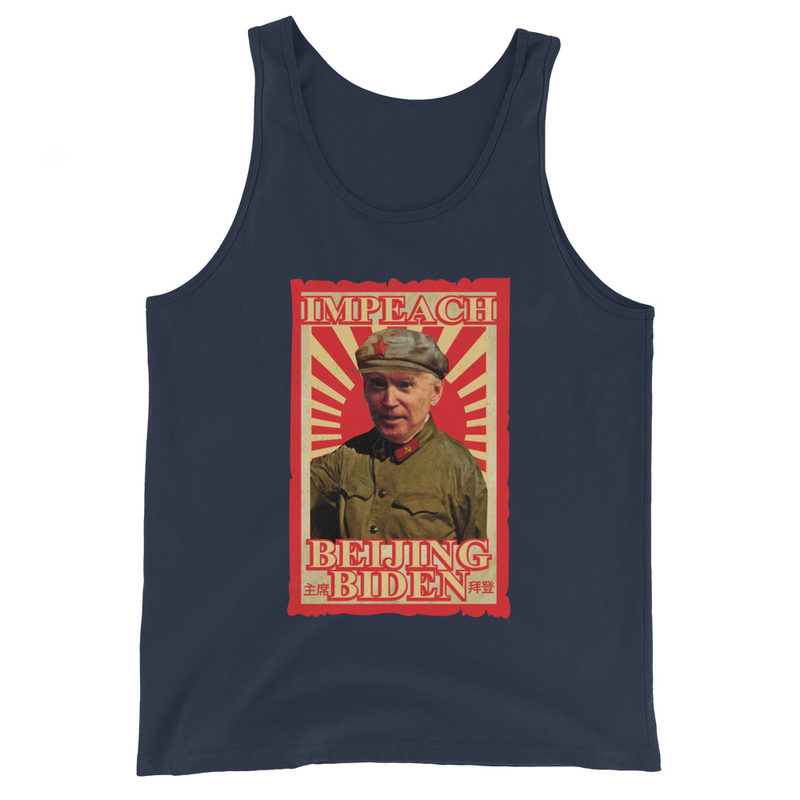 Beijing Joe Tank Top