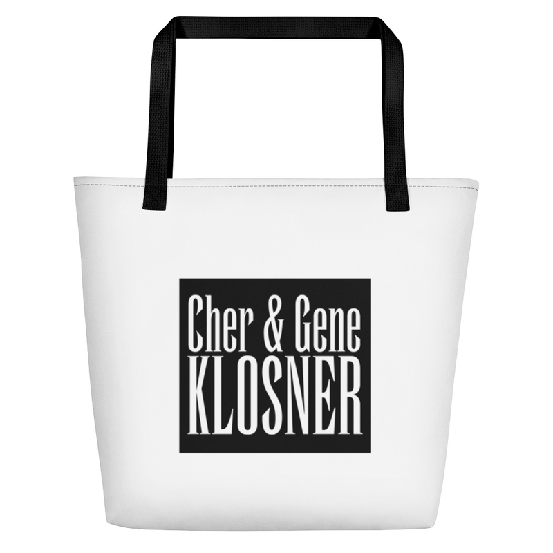 Cher & Gene Klosner Tote Bag