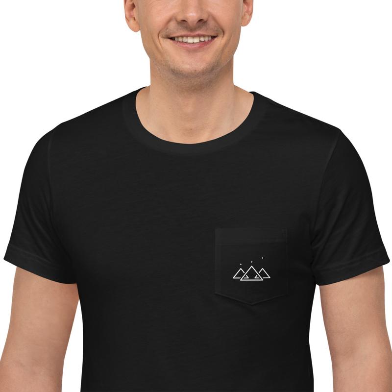 Origins Of Orion Icon Unisex Pocket T-Shirt