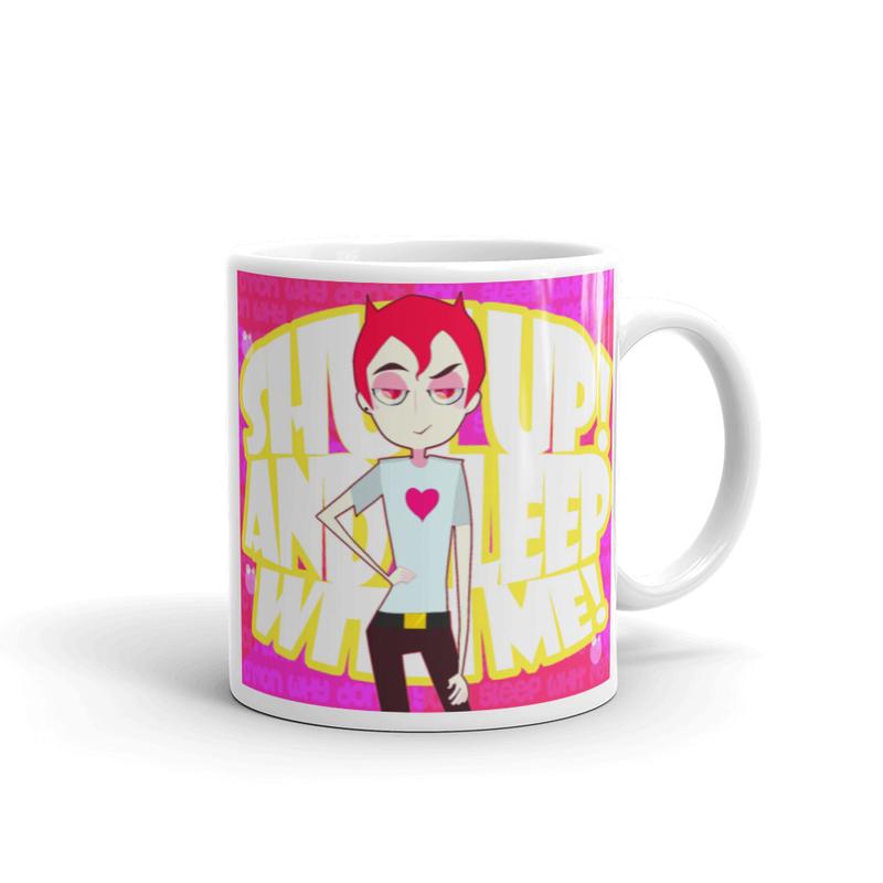 Shut up ... Mug