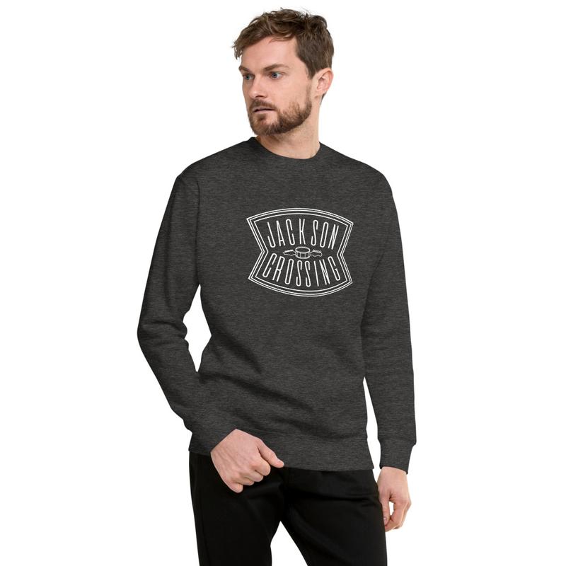 Men's Fleece Sweatshirt  - 2 Colors